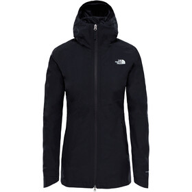 The North Face Hikesteller Chaqueta Parka Shell Mujer, tnf black